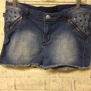 Rock & Republic pixie denim shorts